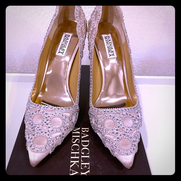 Badgley Mischka Shoes   Dress   Poshmark
